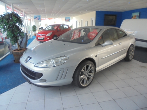 Peugeot 407 3.0 V6 auto 2005MY GT