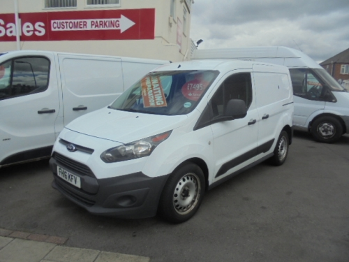 Ford Transit Connect 1.5TDCi ( 75PS ) ( Eu6 ) 2016.5MY L1 220