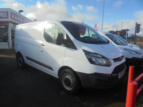 FORD TRANSIT CUSTOM 2.0TDCI