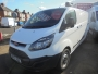 FORD TRANSIT CUSTOM2.0 TDCi 130ps Low Roof Van